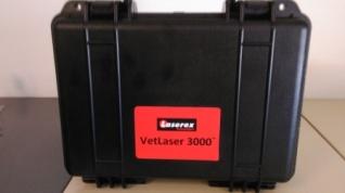 VetLaser 3000 case